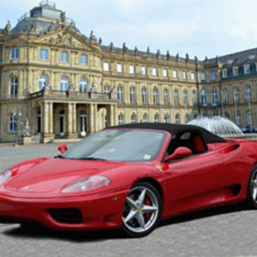 Ferrari fahren Ahrensfelde-Blumberg
