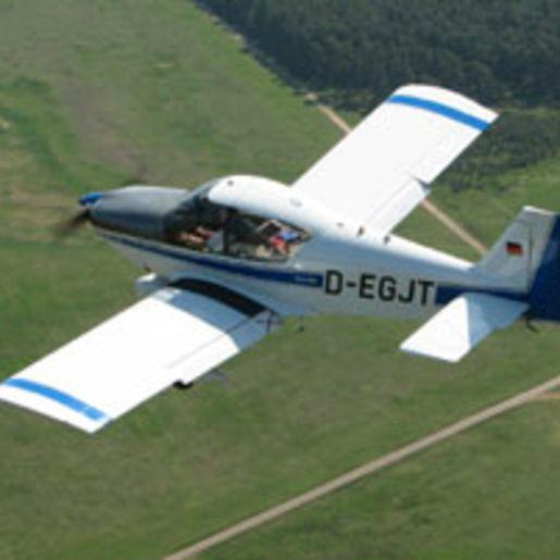 Flugzeug-Rundflug Schönhagen