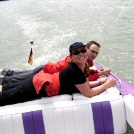 Romantische Bootstour Speyer