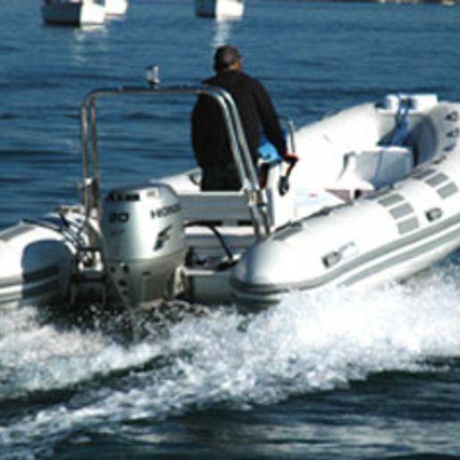Motorboot fahren Kressbronn Gohren