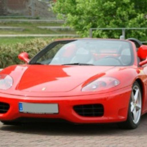 Ferrari fahren Paderborn