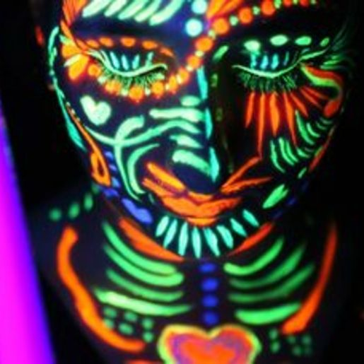Bodypainting Fotoshooting Hannover