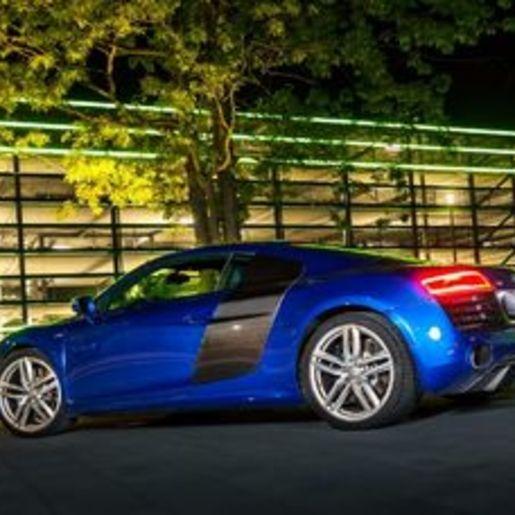 Audi R8 fahren Waiblingen bei Stuttgart