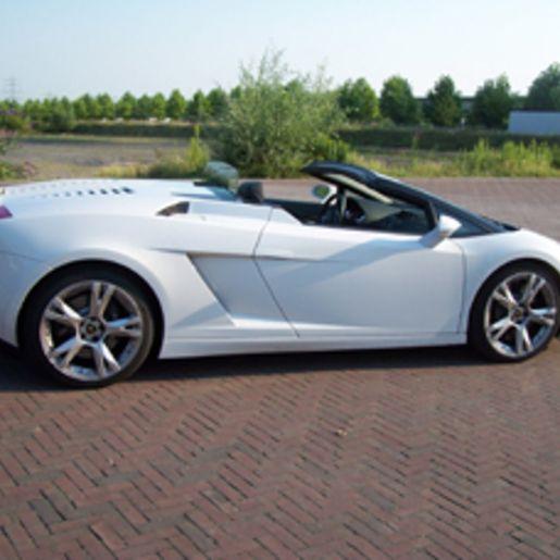 Lamborghini fahren Meppen