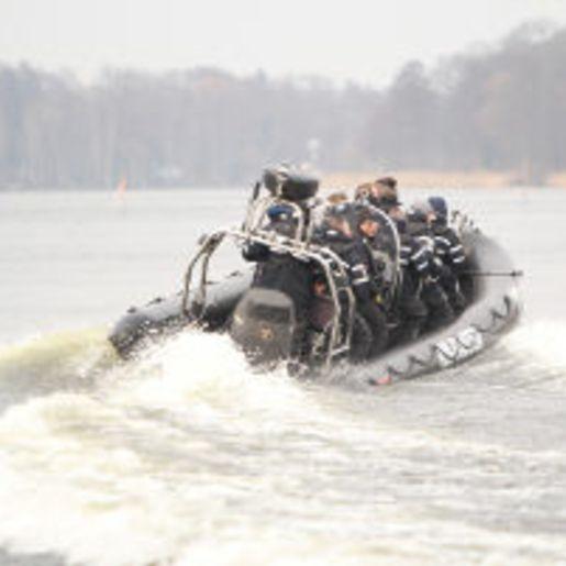 Speedboot fahren Hamburg