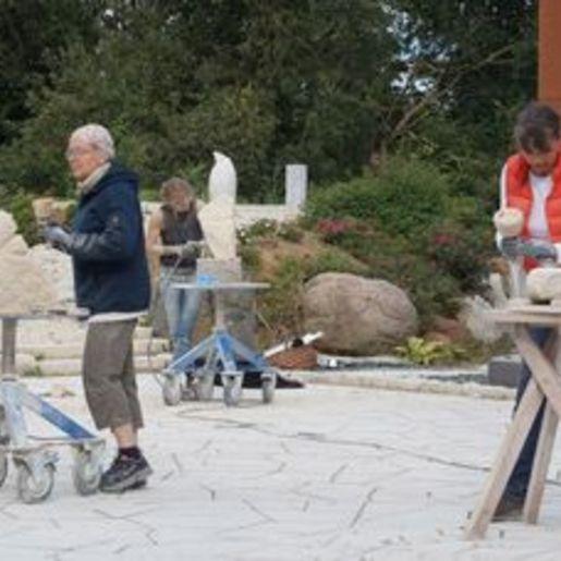 Klassischer Bildhauer-Workshop Wolfsburg