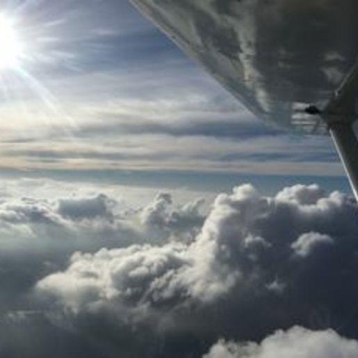 Flugzeug selber fliegen Kamenz