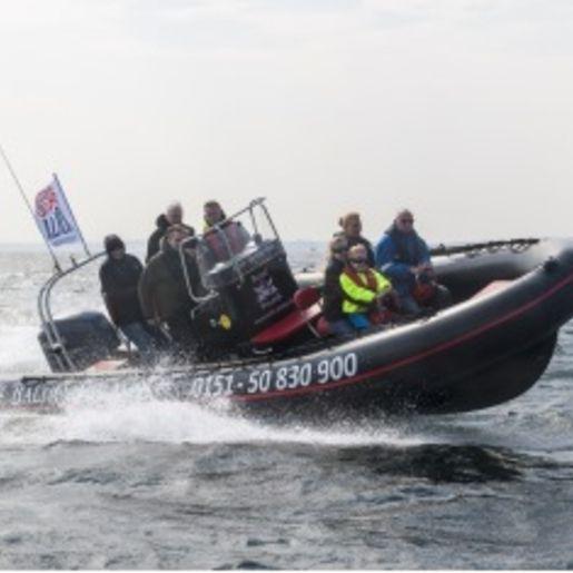 Speedboot fahren Neustadt in Holstein