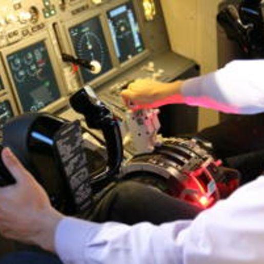 3D-Flugsimulator Langenhagen