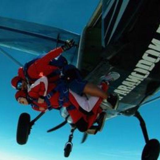 Fallschirm-Tandemsprung Biberach an der Riß