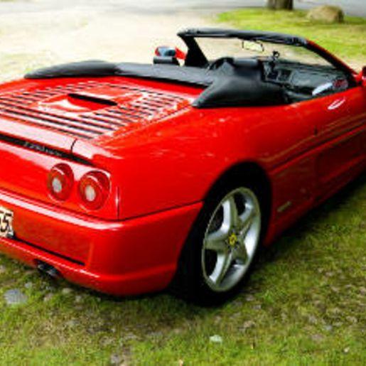 Ferrari fahren Lübeck