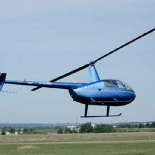 Hubschrauber fliegen Aschaffenburg-Großostheim