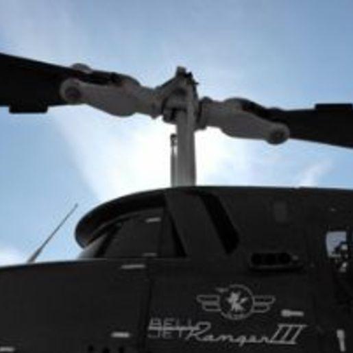Hubschrauber-Rundflug Rothenburg ob der Tauber