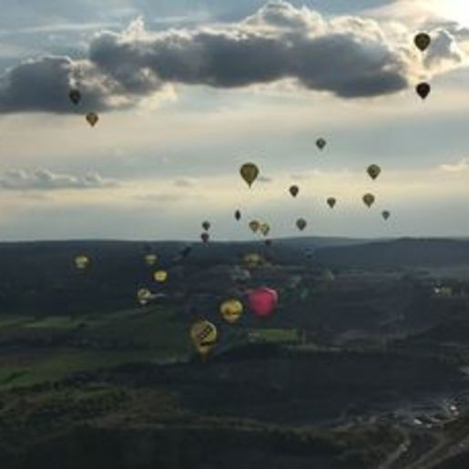 Ballonfahrt Illingen