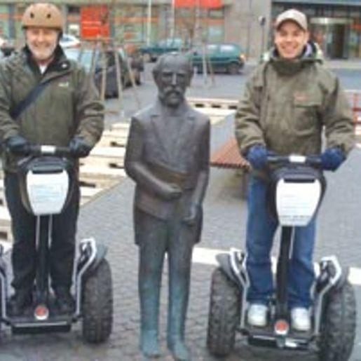 Segway City Tour Mühlhausen