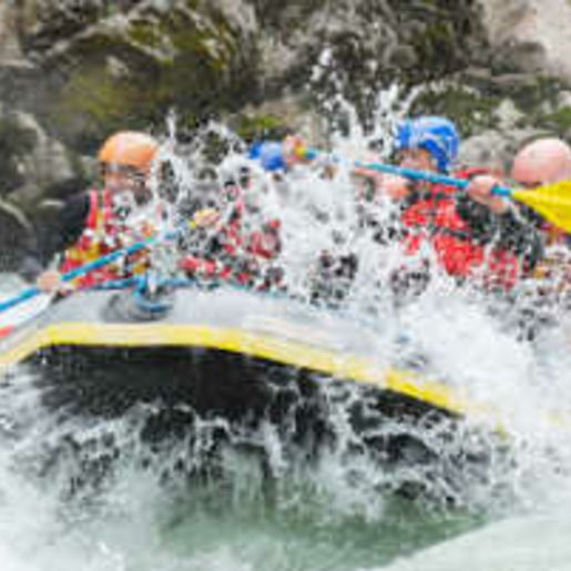 Rafting Lofer