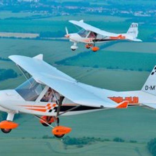 Flugzeug selber fliegen Magdeburg