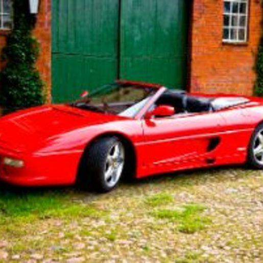 Ferrari fahren Tecklenburg