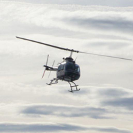Hubschrauber-Rundflug Speyer