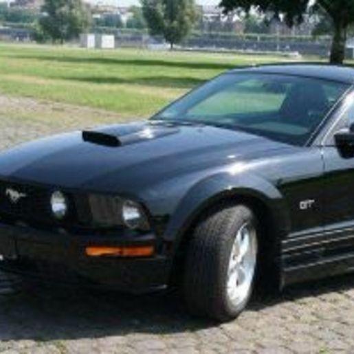 Ford Mustang fahren Düsseldorf