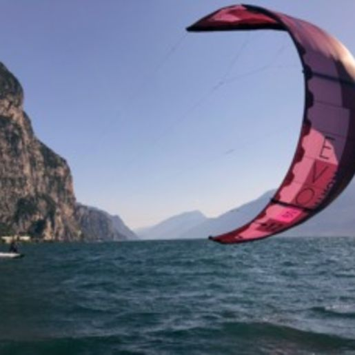 Kitesurfen Brenzone sul Garda