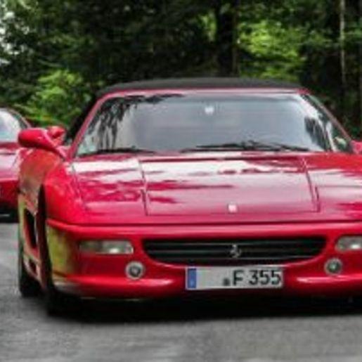 Ferrari fahren Garbsen