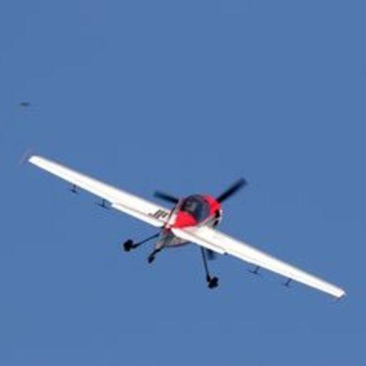 Flugzeug selber fliegen Chemnitz-Jahnsdorf