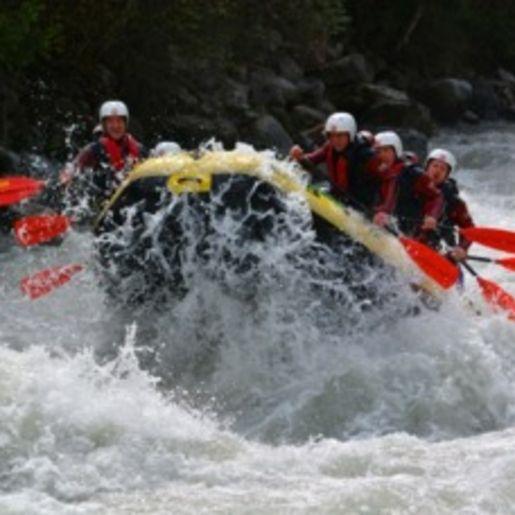 Rafting Sautens, Tirol