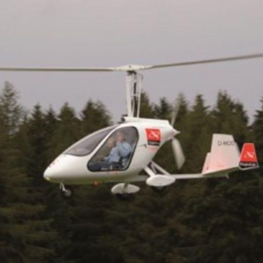 Tragschrauber selber fliegen Meinerzhagen