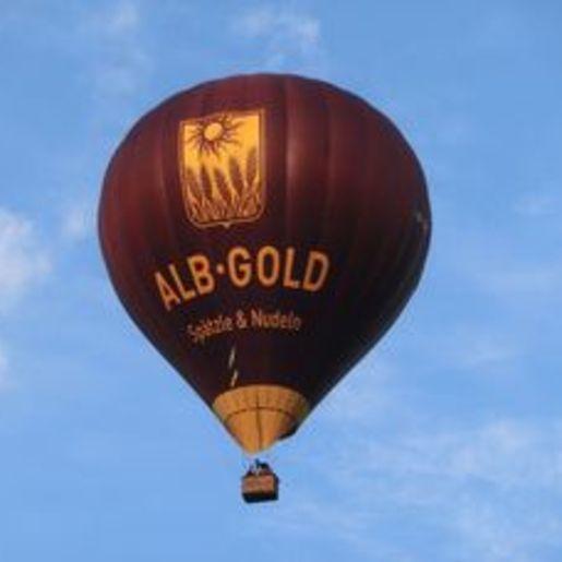 Ballonfahrt Donauwörth