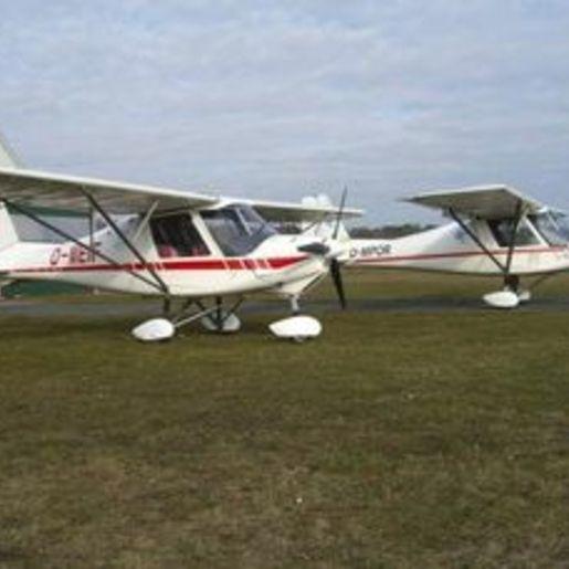 Flugzeug-Rundflug Neustadt-Glewe
