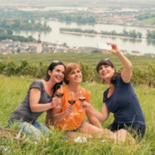Aktivurlaub an Land Bingen am Rhein