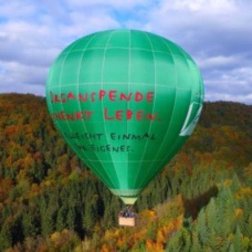 Ballonfahrt Gundelfingen an der Donau