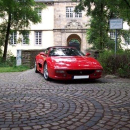 Ferrari fahren Siegen