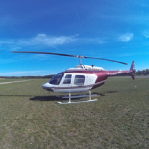 Hubschrauber-Rundflug Regenstauf