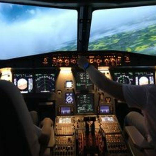 3D-Flugsimulator Leipzig