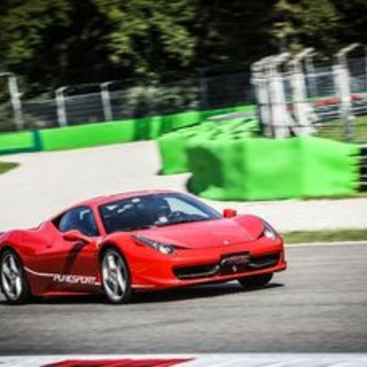 Ferrari fahren Spielberg, Red Bull Ring