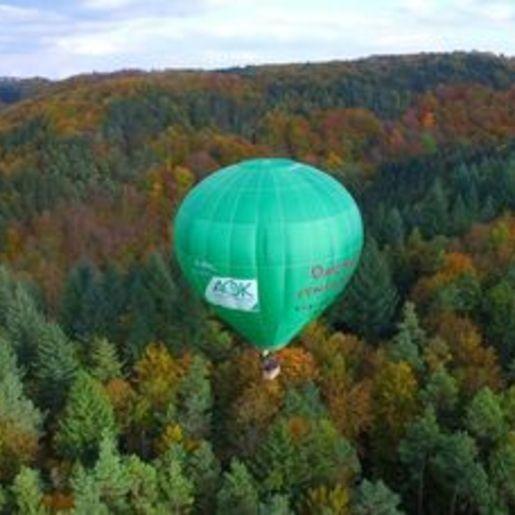 Ballonfahrt Kirchheim unter Teck