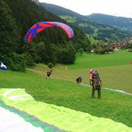 Gleitschirm-Schnupperkurs Mayrhofen