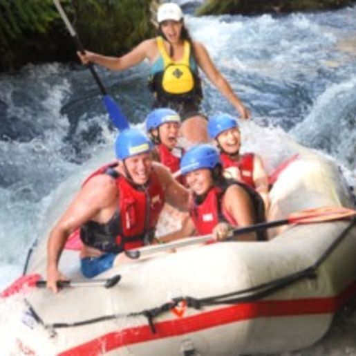 Rafting Omis