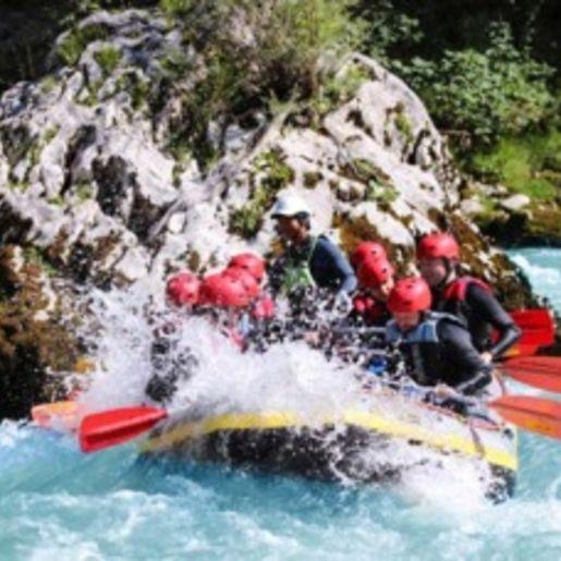 Rafting Bad Reichenhall