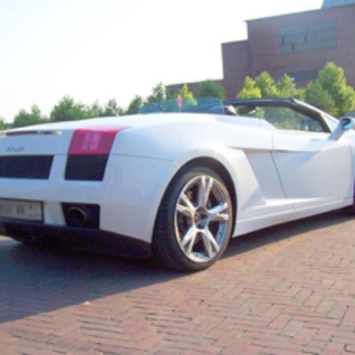 Lamborghini fahren Siegen