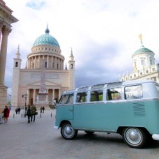 Außergewöhnliche Stadtrundfahrt Berlin