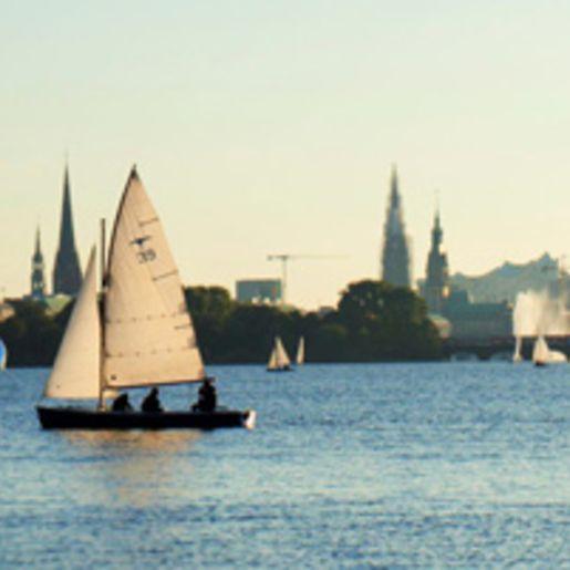 Segeltörns Hamburg