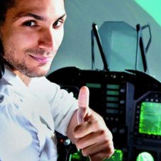 3D-Flugsimulator Mannheim