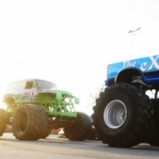 Monster Truck fahren Fürstenau