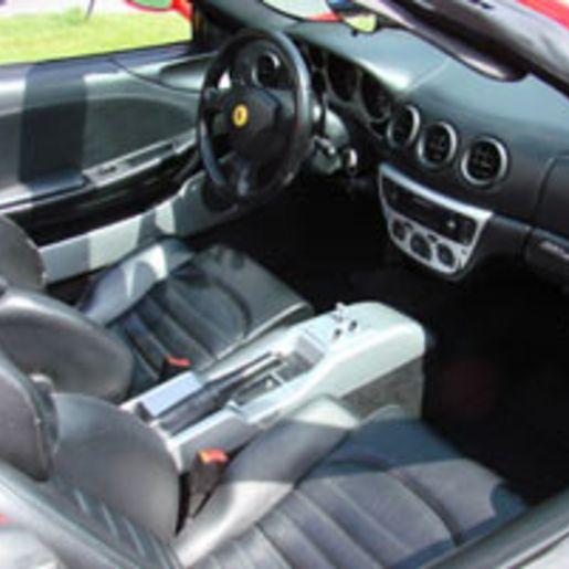 Ferrari fahren Telfs