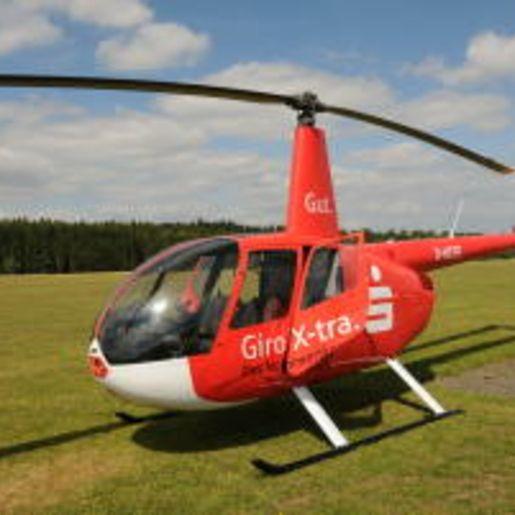 Hubschrauber-Rundflug Schweinfurt