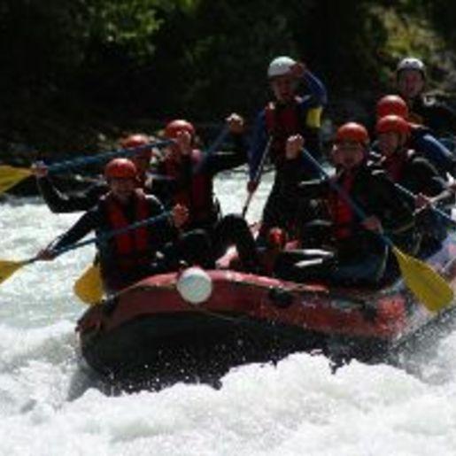 Rafting Sautens