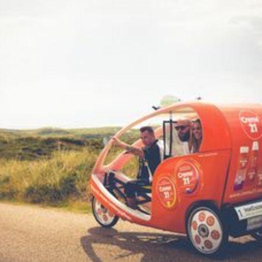 Rikscha-Tour Sylt